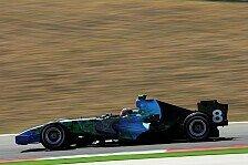 Formel 1 - Beide Honda am Ende: Motorwechsel bei Barrichello