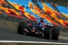 Formel 1 - Ein fehlerfreier Liuzzi: Toro Rosso