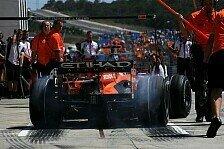 Formel 1 - Zu wenig Druck: Spyker