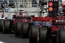 Formel 1 - Ferraris neue St�rke - McLaren unter Druck