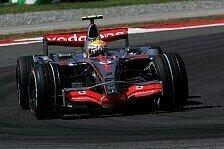 Formel 1 - Hamilton will auf der Strecke antworten: McLaren im Zwielicht
