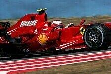 Formel 1 - R�ikk�nen war langweilig: Schnellste Rennrunde