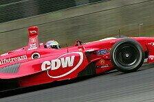 Champ Cars - Wilson provisorisch auf Pole: 1. Qualifying, Assen
