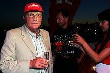 Formel 1 - Mein Tipp hei�t Lewis Hamilton: Lauda schreibt Ferrari ab