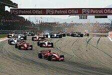 Formel 1 - Roter Doppelschlag: T�rkei GP