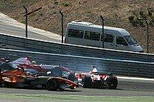 Formel 1 - Ein Dreher, zwei harte Rennen: Trulli vs. Super Aguri