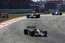 Formel 1 - Die Hydraulik stoppte Webber: Entt�uschung f�r die Bullen
