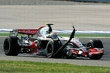 Formel 1 - Keine Vorwarnung: Hamiltons Reifenstory
