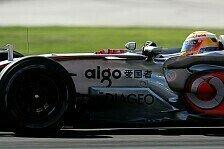 Formel 1 - Hamilton legt vor: Monza, Tag 1