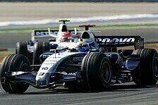 Formel 1 - Zwei Punkte sind super: Rosberg und Wurz