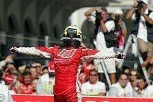 Formel 1 - Massa setzt auf Konstanz und Hingabe: Nach Sieg in Istanbul