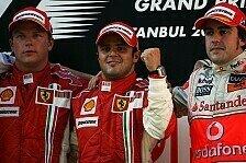 Formel 1 - Die Quoten stehen gut: Italien GP