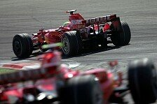 Formel 1 - Mission erf�llt: Ferrari wittert Morgenluft