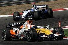 Formel 1 - Nur ein, zwei Zehntel fehlten: Kovalainen w�hnt sich in Schlagdistanz