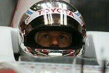 Formel 1 - Zur�ck in die Erfolgsspur: Toyota braucht Punkte