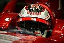 Formel 1 - Ein enger Fight: Kimi R�ikk�nen