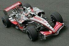Formel 1 - McLaren zum Dritten: Monza, Tag 3