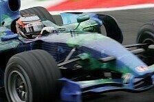 Formel 1 - Auf dem Weg zu den Top-Teams