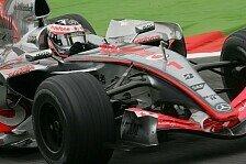 Formel 1 - Alonso gewinnt gegen Hamilton: Monza, Tag 2