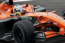 Formel 1 - Schnelle Kurven sind das Geilste: Adrian Sutil