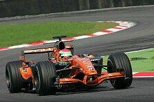 Formel 1 - SpykerF1 soll verkauft worden sein: Der Deal scheint beschlossen