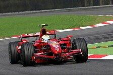 Formel 1 - McLaren & Ferrari im Gleichschritt: Monza, Tag 4