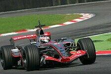 Formel 1 - Alonso will gewinnen: McLaren vorsichtig optimistisch