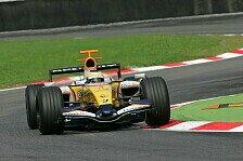 Formel 1 - Der Kampf um die letzten Pl�tze: Renault braucht Speed