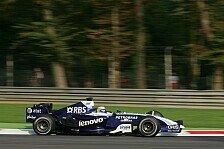 Formel 1 - Monzapunktejagd: Rosberg jagt Wurz