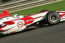 Formel 1 - Sato sicher, Davidson fast: Super Aguri-Piloten 2008