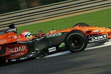 Formel 1 - B wie besser: Spyker F8-VII B