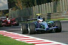 Formel 1 - Bilder: Monza 28.-30. August - Testfahrten