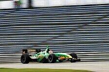 IndyCar - Noch nicht ganz fit: Pagenaud ersetzt Beatriz f�r ein Rennen
