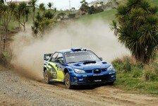WRC - Neuer Vertrag bis Ende 2009: Subaru vertraut Atkinson