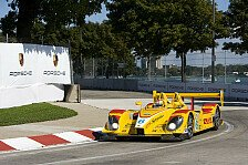 ALMS - Spyder auf Pole: Long Beach, Porsche-Qualifying