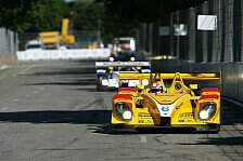ALMS - Knapp an der Pole vorbei: Porsche in Road Atlanta