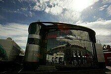 Formel 1 - Geldstrafe f�r McLaren: Getriebe-Versto�