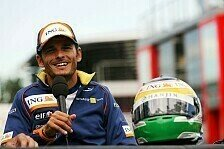 Formel 1 - Fisichella muss noch warten: Entscheidung bei Renault