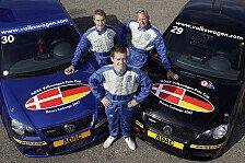 Mehr Motorsport - Kolb darf nach D�nemark: VW-Austausch-Programm