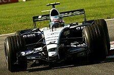 Formel 1 - Nachtarbeit ist angesagt: Williams nach dem Freitag