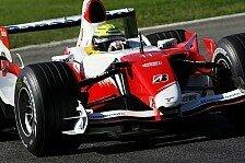 Formel 1 - Keine �berraschungen: Noch Arbeit f�r Ralf