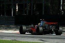 Formel 1 - Sportlich zufriedenstellend: McLaren am Freitag
