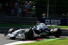 Formel 1 - Es fehlte noch etwas Gummi: Heidfelds Freitag