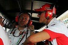 Formel 1 - Ich bereue nichts: Schumacher f�hlt sich frei