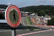 GP2 - Pantano gegen Senna: Vorschau Spa-Francorchamps
