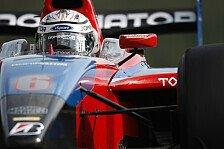 Formel 1 - GP2-Trio im Einsatz: Honda testet Nachwuchstalente