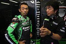 Superbike - Ersatz f�r Silverstone: Yanagawa ersetzt Vermeulen