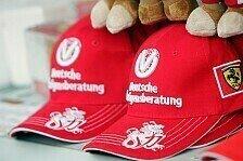 Formel 1 - Bis zu 20 Millionen Euro: Schumacher verl�ngert mit Kappen-Sponsor