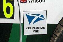 WRC - Colin hinterlie� eine gro�e L�cke: Ford-Familie erinnert sich an McRae