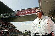 Formel 1 - Mallya stellt Force India vor: Motorsport Business Forum